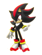 Shadow Sonic Generations Statue