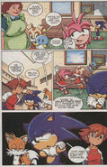 Sonic X issue 16 page 2