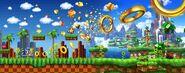 Sonic 2016 artwork