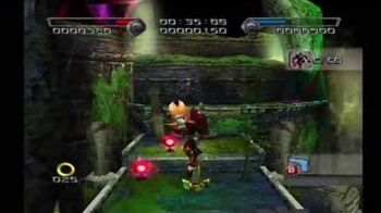 Shadow the Hedgehog Death Ruins (Hero Mission)