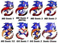 Sonic - Distintos Modos de Carreritas