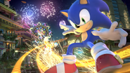 Sonic Colors - Sonic Grinding