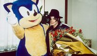 Sonic and MJ