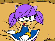 Sam on Sonic X