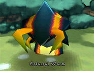 Colossal worm