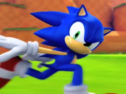 Runnin' through Green Hill Zone (Sonic Chronicles (The Dark Brotherhood) Trailer)