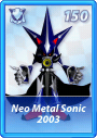 Card 150 (Sonic Rivals)