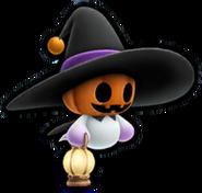 Sonic Runners Halloween Chao