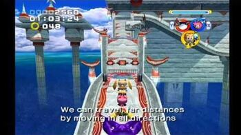 Sonic Heroes Ocean Palace (Team Rose)
