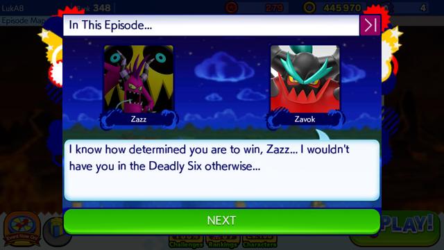 File:Sonic Runners Zazz Raid event Zavok Cutscene (9).png