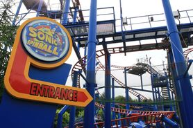 Sonic spinball alton towers 2