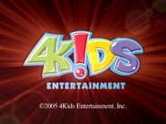 4kids Entertainment 2005