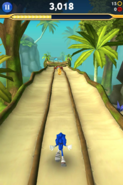 Jungle Sonic Dash 2
