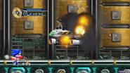 Flying Eggman destruido HD