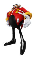 Sonic The Hedgehog 4 - Eggman Artwork - 1