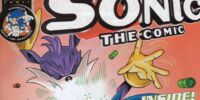 Sonic the Comic Issue 211