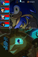 W Sonic Chronicles The Dark Brotherhood Nintendo0DS