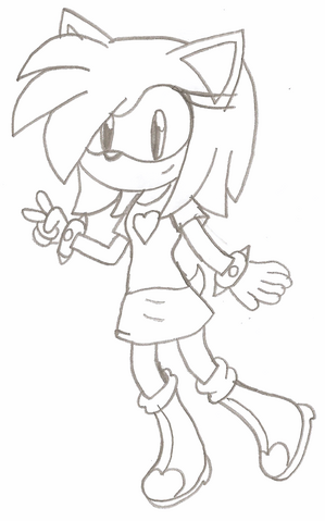 File:Melissa the Hedgehog Uncolored HYRO.png