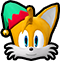 File:Sonic Runners Christmas Tails Icon.png