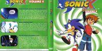 Sonic X Volume 4 (Australia)