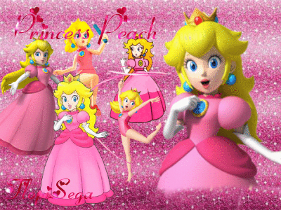 File:Princess Peach Wallpaper FlopiSega.jpg