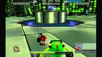 Shadow the Hedgehog - Stage 6 Boss Black Doom - Cosmic Fall (A-Rank)