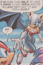 Rouge helps