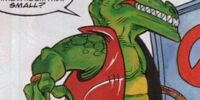 Lizard overseer