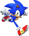 Sonic the Hedgehog in Super Smash Bros. for Nintendo 3DS & Wii U