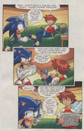 Sonic X issue 34 page 3