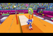 Sonic London2012 Screenshot 2(Wii)