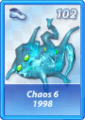 Card 102 (Sonic Rivals)