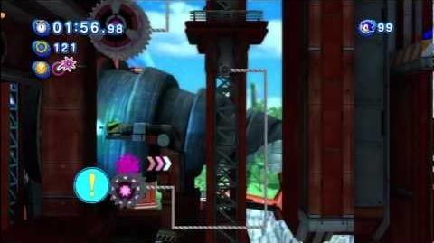 Sonic Generations Planet Wisp (Classic) 1080 HD