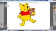 Winnie the Pooh By Metal