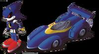 Metal Sonic 15
