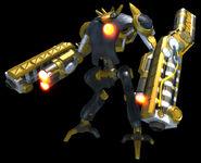 Sonic 06 egg gunner (yellow) 01