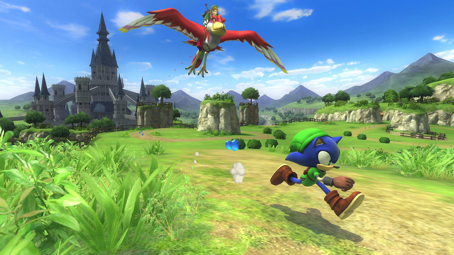 File:Sonic is Link.jpg