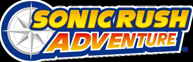 File:Sonic-Rush-Adventure-Logo.png
