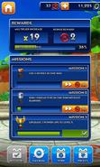 Sonic Dash Missions