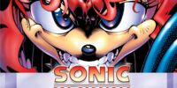 Archie Sonic the Hedgehog Issue 141