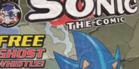 Sonic the Comic Issue 218