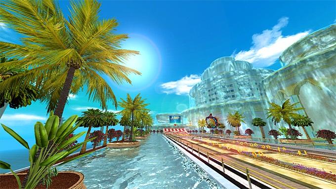 Dolphin Resort Sonic News Network Fandom Powered By Wikia