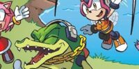 Chaotix (In Another Time, In Another Place)