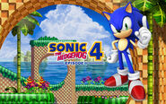 Sonic The Hedgehog 4 - Episode 1- Wallpaper - (1)