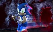 Sonic In Lego Dimensions