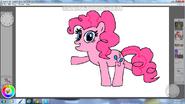 Pinkie Pie By Metal