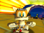 Tails - Circus Park