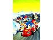 GG Sonic Drift 2