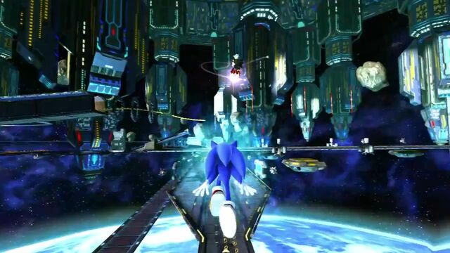 File:Sonic Generations Sonic V.S Shadow 2.jpg
