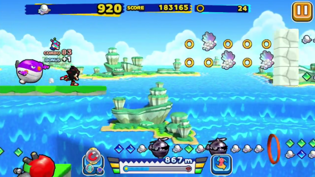 File:Sonic Runners Shadow Gameplay.png